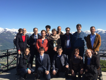 The First European Aquaphotomics Meeting, April 28-29, 2017, Lugano, Switzerland