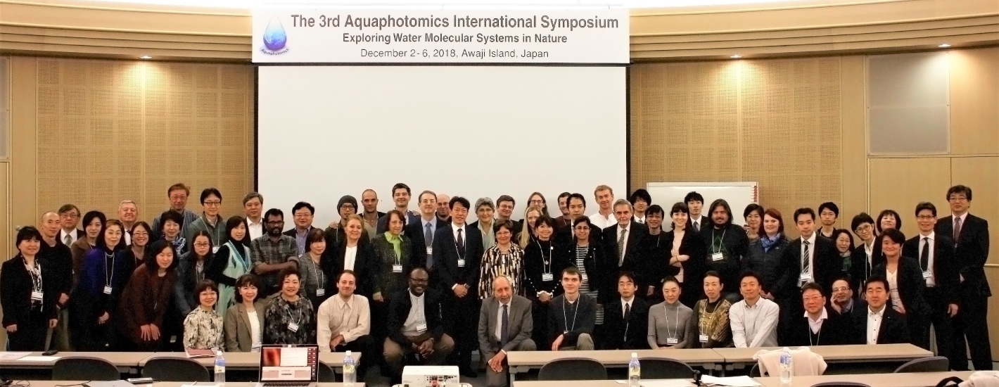 The 3rd Aquaphotomics International Symposium